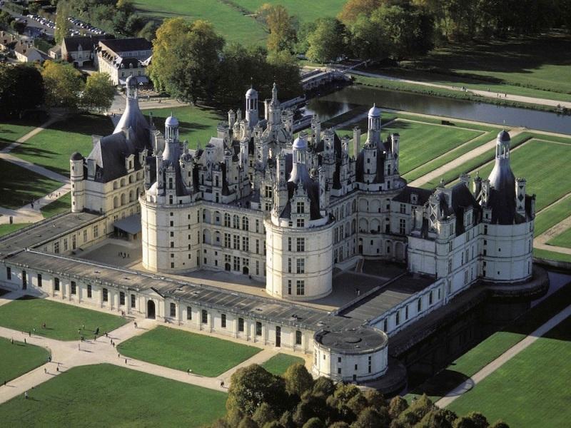 Château de Chambord 3