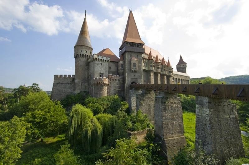 Hunyad castle 1