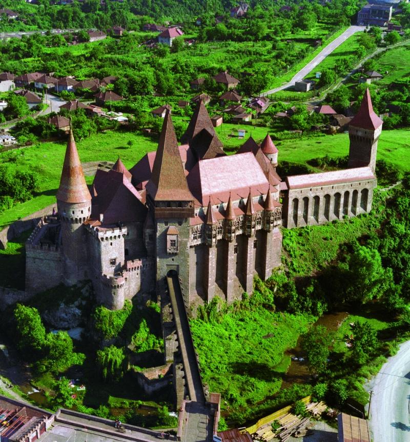 Hunyad castle 3