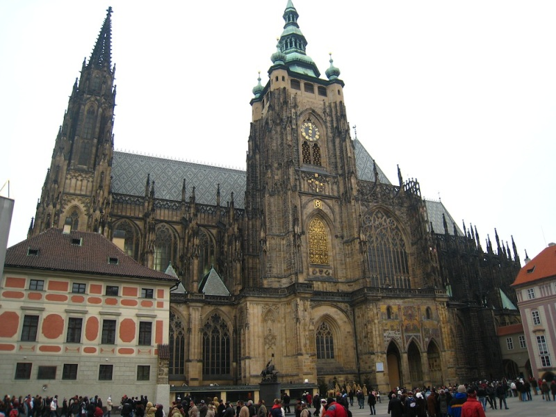 Prague-Castle 2