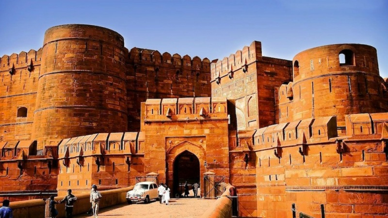 red fort 4